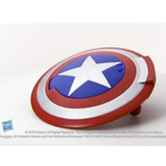MARVEL THE AVENGERS Comic Series CAPTAIN AMERICA Attack Shield Demo