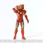 MARVEL THE AVENGERS Repulsor Strike IRON MAN Mark VII Figure Product Demo