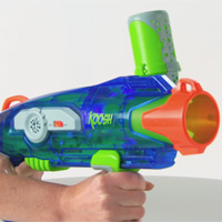 KOOSH GALAXY SOLAR RECON Ball Launcher Video Demo