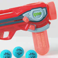 KOOSH GALAXY SPACE AGENT Ball Launcher Video Demo