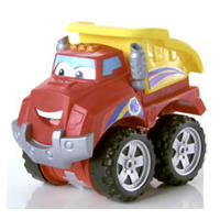 TONKA CHUCK & FRIENDS TUMBLIN' CHUCK Dump Truck Product Demo
