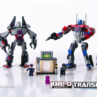 KRE-O Tranformers Battle for Energon Produkzdemo-Video