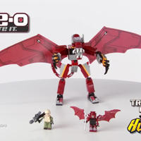 KRE-O Transformers Ripclaw Strike Produktdemo-Video