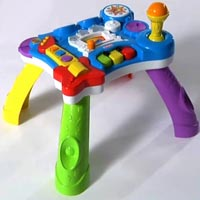 PLAYSKOOL - Démo produit - Table Musicale Bilingue Rock