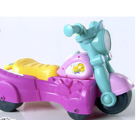 PLAYSKOOL ROCKTIVITY WALK `N ROLL RIDER (Pink) Product Demo