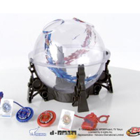 BEYBLADE METAL FURY DESTROYER DOME Product Demo Intl