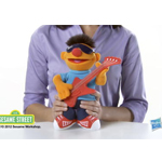 PLAYSKOOL SESAME STREET LET'S ROCK! Strummin' Ernie Product Video Demo