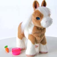 FURREAL FRIENDS - Démo Produit - Butterscotch Mon Poney Caramel