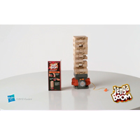 Product Demonstration - JENGA Boom Game