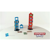 Product Demonstration - MONOPOLY Hotels