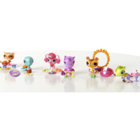 Littlest Pet Shop Tricks for Treats Pets Assortment Product Demo