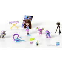 LITTLEST PET SHOP TOTALLY TALENTED PET BAND Featuring BLYTHE Product Demo Intl