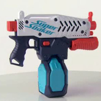 Nerf Super Soaker Arctic Shock Produktdemo-Video