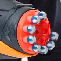 NERF DART TAG TAG OR BE TAGGED! SPEEDSWARM