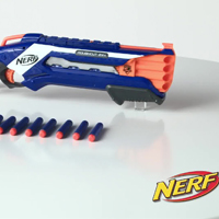 Nerf N-Strike Elite Rough Cut Produktdemo-Video - A1691E24_5010994691837