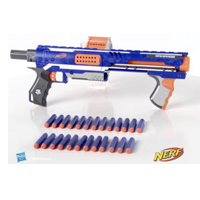 NERF N-STRIKE ELITE RAMPAGE Product Demo