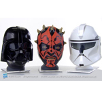 STAR WARS THE CLONE WARS ELECTRONIC HELMETS Demo