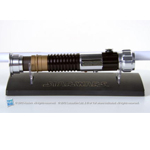 STAR WARS FORCE FX LIGHTSABER COLLECTIBLE WITH REMOVABLE BLADE Demo