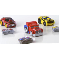 TRANSFORMERS Remote-Controlled Assortment Product Demo