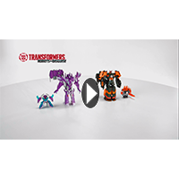 Transformers Robots in Disguise RID Minicons Deployers