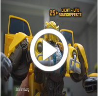 Transformers Power Charge Bumblebee - TV-Spot