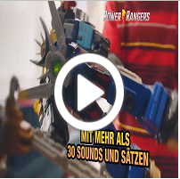 Power Rangers Beast Morphers - Beast-X Ultrazord TV-Spot