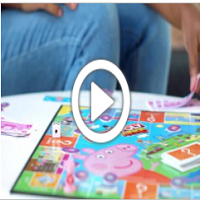 F1656 - Monopoly Junior: Peppa Pig