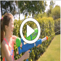 SuperSoaker XP100 Wasserblaster TV-Spot - E6285