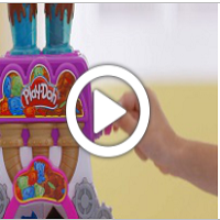 E9844  - Play-Doh Bonbon-Fabrik - TV-Spot