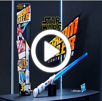 E7557 - Star Wars Scream Saber Lichtschwert