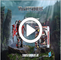 TRANSFORMERS MOVIE 5 MEGA TURBO CHANGER DRAGONSTORM - TV-SPOT