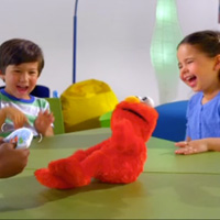 PLAYSKOOL Sesame Street LOL Elmo Commercial