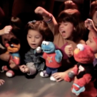 Playskool Sesame Street Let's Rock! Rockers TV Commercial Test