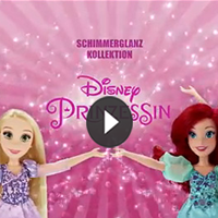 Disney Schimmerglanz Kollektion  - TV-Spot