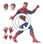 Marvel Legends Series 12-inch Spider-Man - 360 video