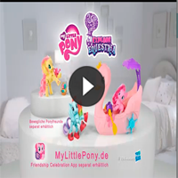 My Little Pony - Schwanenboot