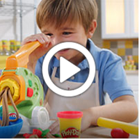 Play-Doh Kitchen-Creations - TV-Spot