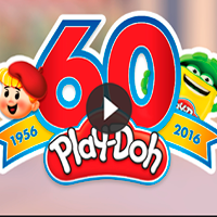 Play-Doh TV-Spot - Play-Doh Fast Start 2016