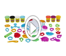 Play-Doh Touch Digital Studio - TV-Spot