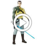 Star Wars Rebels Electronic Duel Kanan Jarrus - 360 video