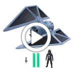 Star Wars: Rogue One TIE Striker - 360 video