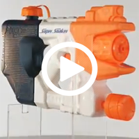 Nerf Super Soaker Tornado Scream