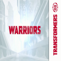 TRANSFORMERS WARRIORS ES-ES