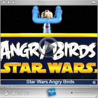 Angry Birds SW AT-AT lanceur + modules