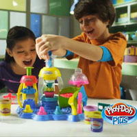 PLAY-DOH Sweet Shoppe FROSTING FUN BAKERY Playset TV commercial