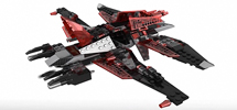 KRE-O BATTLESHIP ALIEN STRIKE Digital Build