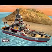 KRE-O - Pub TV - Kre-o Battleship Missouri