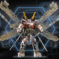TRANSFORMERS MECHTECH ULTIMATE OPTIMUS PRIME Commercial