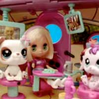 LITTLEST PET SHOP BLYTHE LOVES LITTLEST PET SHOP Jet
