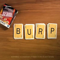SCRABBLE Slam TV Commercial